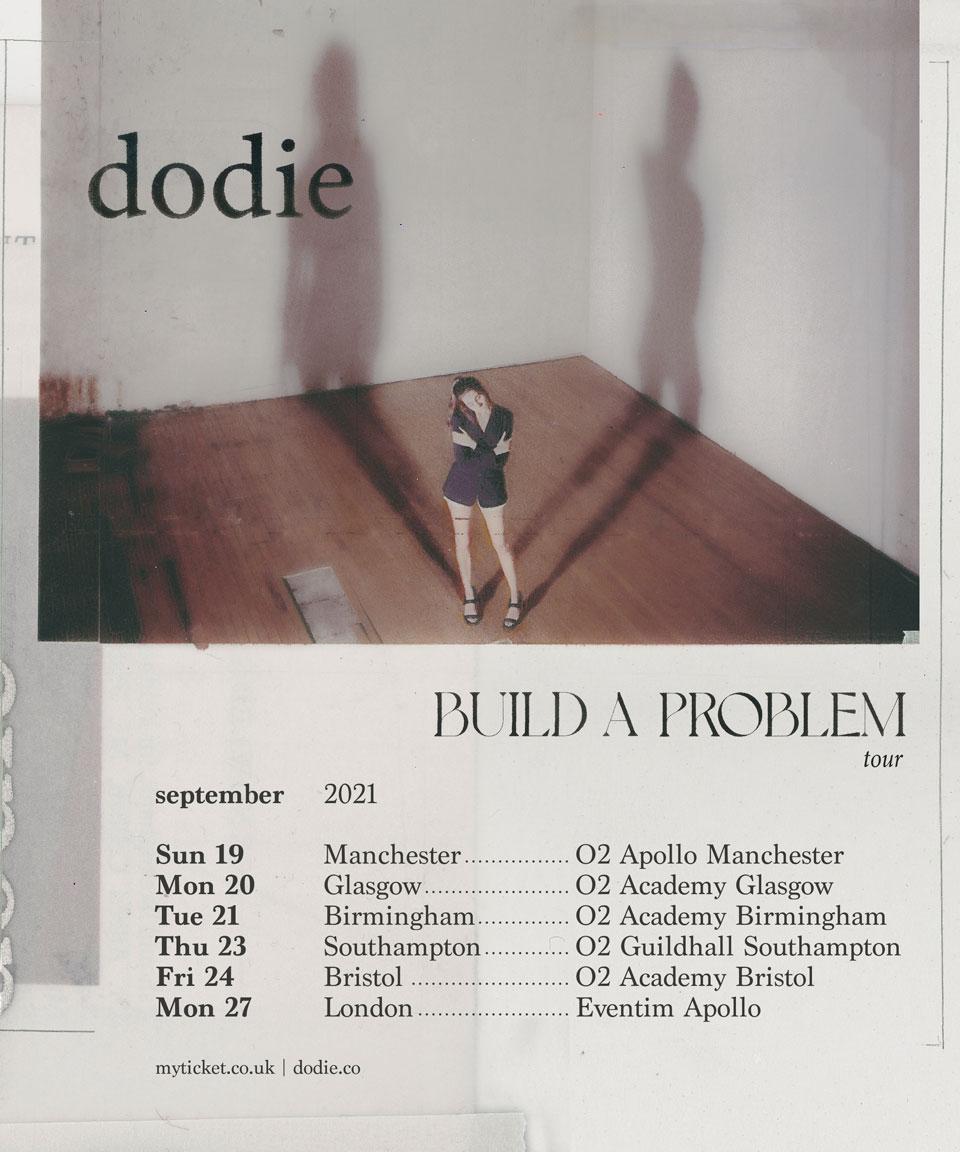 dodie 2021 tour